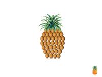 Pineapple & Egg Minimal