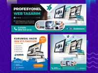 Social Banner Web