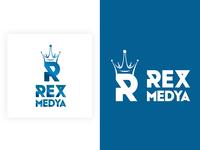 Rex Media Logo