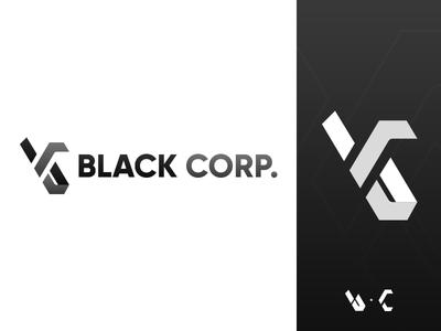 Black Corp. Logo