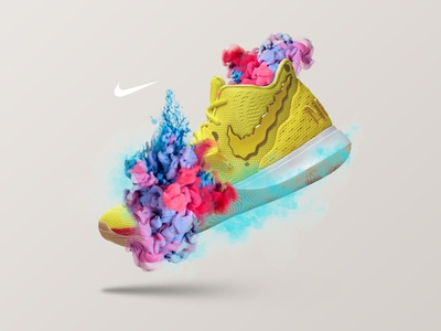 Kyrie 5 | Press 'L' if you like this one!