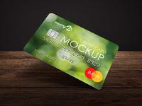 2 Free Credit Card MockUps in 4k