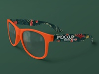 Free Sunglasses MockUp in 4k