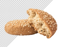 Free Oatmeal Cookies Transparent PNG Pack
