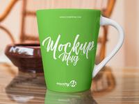 Free Mug PSD MockUp in 4k