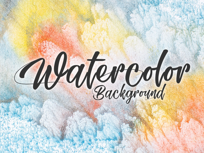 5 Free Abstract Watercolor Backgrounds watercolor texture paint draw brush background abstract free