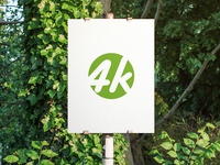 Free Outdoor Sign v02 PSD MockUps in 4k