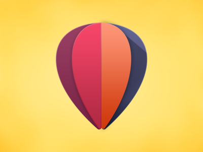 Launch app icon