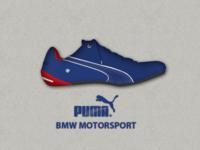 Puma BMW Motorsport (all vector)