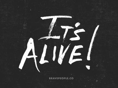 New Brave People Website!