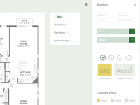 Home Builder UI Design