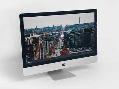 Ditto Site Launch launch new site web design web development ui ux mobile tablet responsive residential development popular
