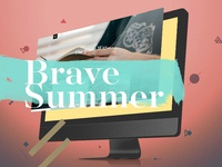 New Brave Website