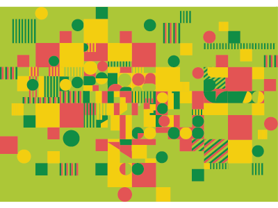 Crop Circles nebraska visual design illustrator vector