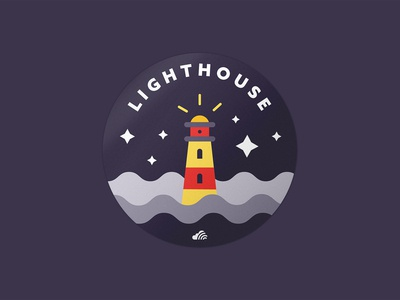 Lighthouse Badge