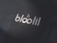 in bloom | a musical company logo