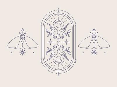 Brand illustrations svg illustration vector design branding illustration