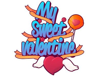 V-Day vectors  vector illustration