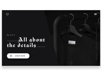 shop UI/UX design