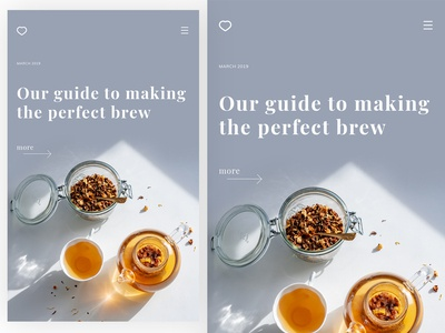 Blog post mobile layout ui designer product photo digital web design design responsive ui website app ux ux designer uidesign