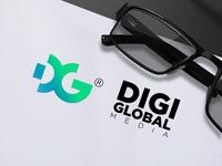 Digi Global Media Logo