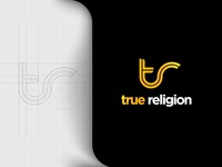 True Religion Logo by Tayyab Tanveer