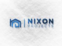 NIXON Projects Logo Design