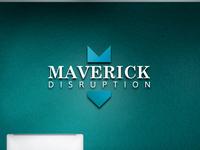 Maverick Disruption Logo