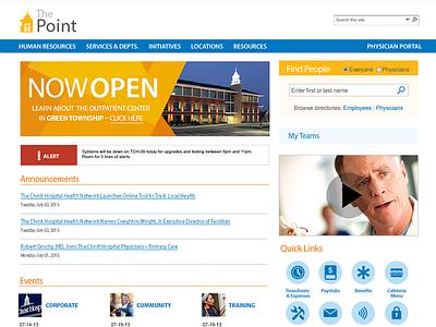 Tch Intranet Homev Mlb V2 logo website alert search
