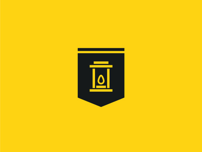 Healing Place College Logo college logo branding vector design illustration illustrator