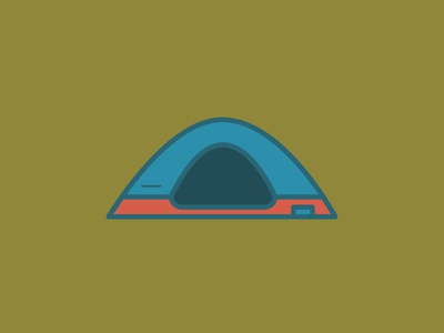 Camping Set 3/5 outdoor camping badge adventure color vector design illustration illustrator