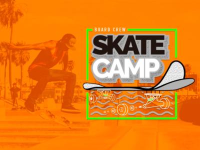 Custom Logo   Skate Camp free editable 商标 service camp skate design logo creativity custom