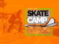 Custom Logo | Skate Camp