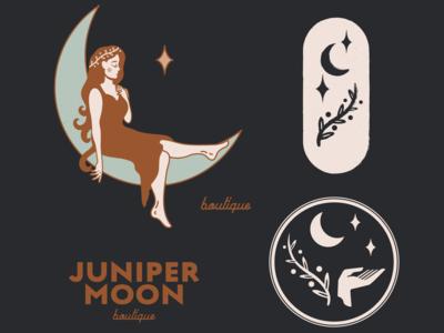 Wild Moon Woman