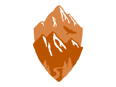 Glacier National Park Icon