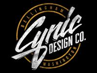 Cynic Design Co. Circle Logo