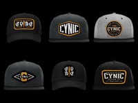 Cynic Design Co. Patches
