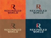 Rekindled World Revised Logo