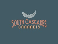 South Cascades Cannabis logo 3