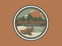 South Cascades Cannabis logo 7