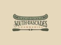 South Cascades Cannabis logo 9
