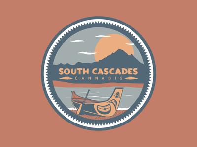 South Cascades Cannabis logo 10