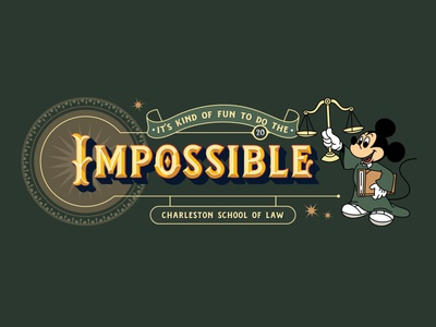Mickey Mouse Lawyer disneyworld mickeymouse disneyland southcarolina impossible law mickey disney illustration