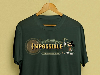 Mickey Mouse Lawyer | Tshirt law disney mickey illustration