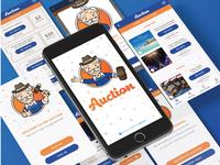 PWI Auction App