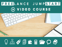 Freelance Jumpstart Video Crash Course