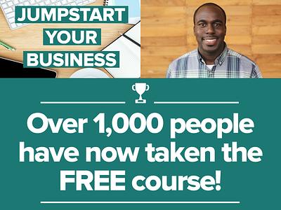 Over 1,000 Enrolled green business desktop videos course enroll tutorial