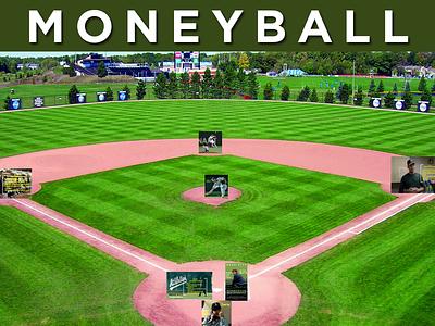 Moneyball Presentation - Prezi brad pitt green baseball presentation prezi field mlb keynote powerpoint
