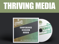 Thriving Media CD Cover