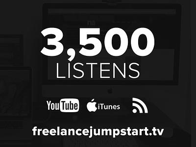 Freelance Jumpstart TV 3,500 fee rate price quality segments freelancers design pricing money photography